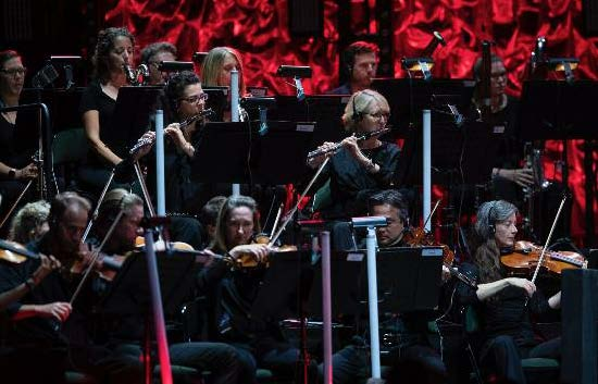 Flutes with Who Orchestra